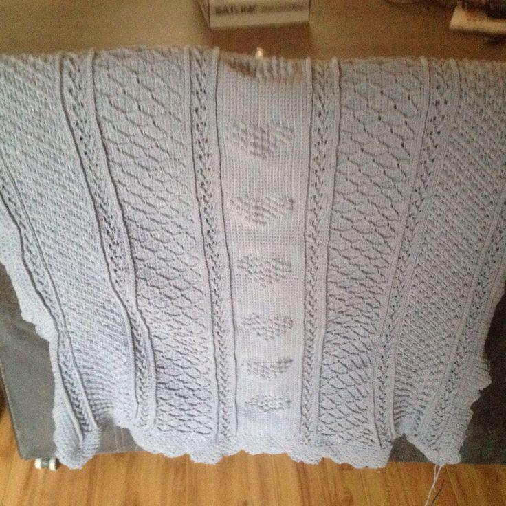 Ledikant deken