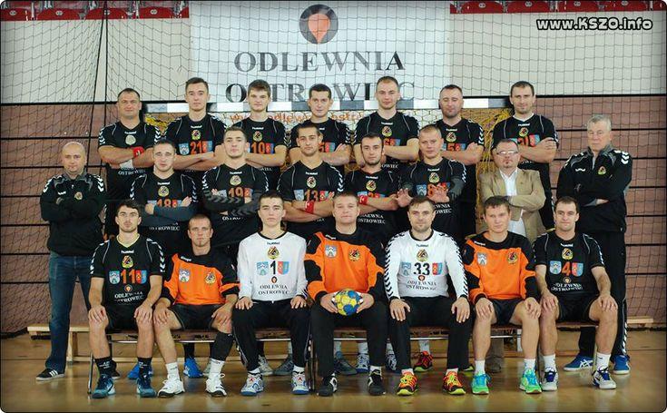 To drużyna KSZO Odlewnia Ostrowiec Św. Więcej: http://kszo.info/reczna-kadra/