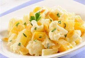 Sałatka z kalafiorem/ Salad with cauliflower  www.winiary.pl