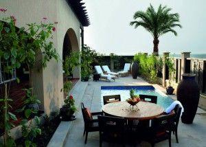 Valentine's Day romantic hotel suggestions in the UAE:  Desert Islands & Resorts by Anantara