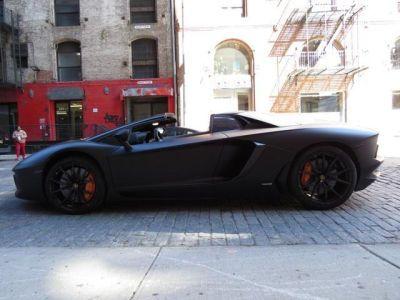 2014 Lamborghini Aventador LP 700-4 Roadster   $535,000 http://www.iseecars.com/used-car-finder#id=100135668681