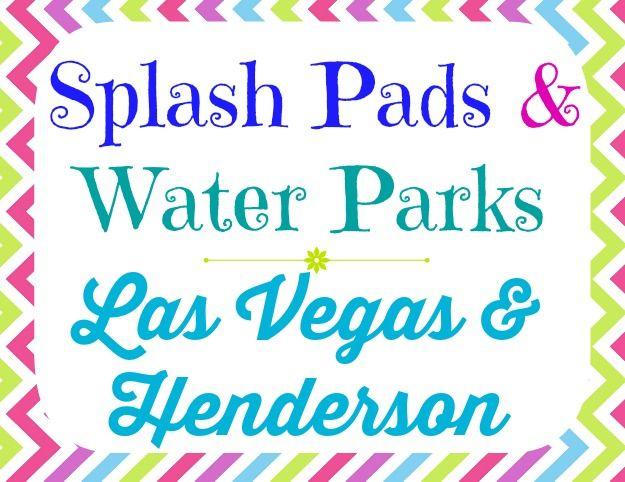 Splash Pads and Water Parks | Vegas, Henderson, North Las Vegas