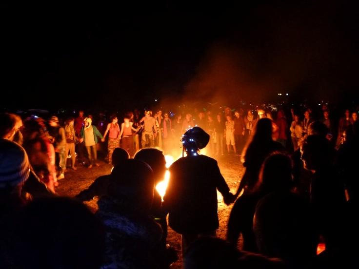 Afrika Burn 2012 Effigy- Our Culture
