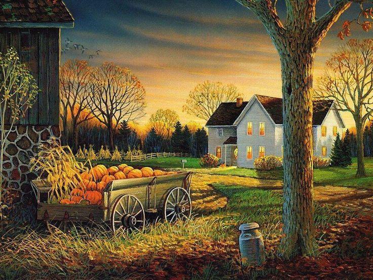 free screensavers autumn and scene on pinterest