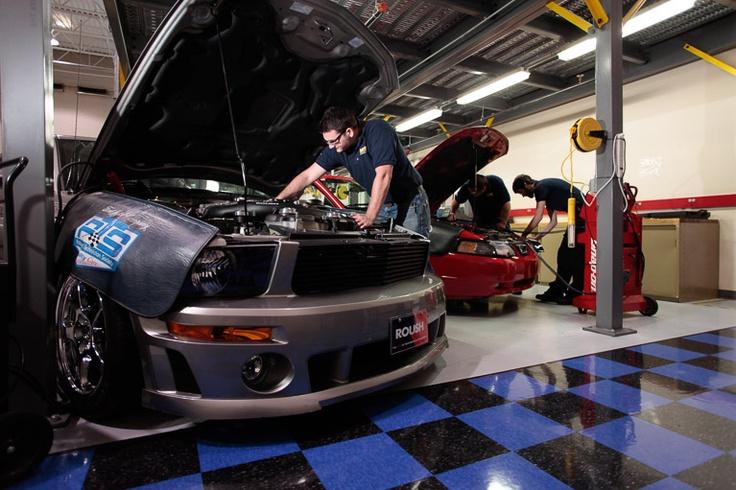 Universal Technical Institute (UTI) Automotive Trade