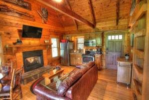 6 Gorgeous Couples Cabins in Gatlinburg TN You Will Love