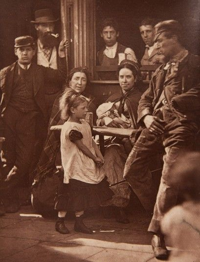 Street Life in London: rare book of 1877 photograph series by photographer John Thomson and journalist Adolphe Smith goes on the auction block  - Telegraph