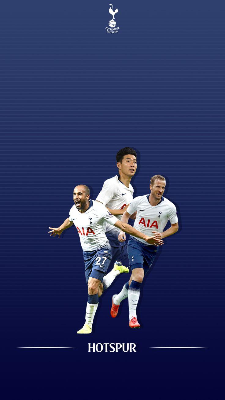Tottenham Iphone Wallpaper Tottenham Hotspur F C Football Harry Kane Son Heung Min