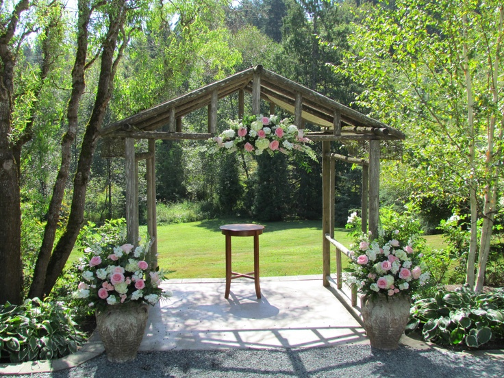 18 best images about snohomish county weddings on for Outdoor wedding washington state