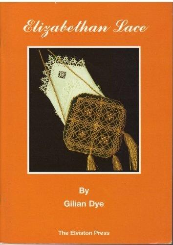 Elizabethan Lace by Gilian Dye, $99