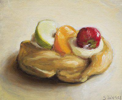 fruitgebakje / fruit tart