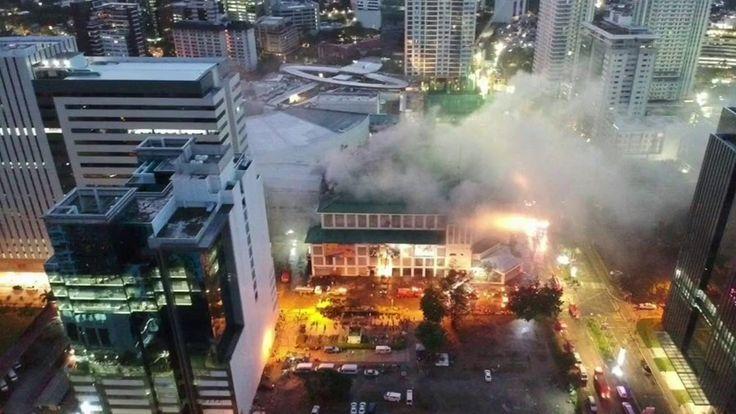 Cebu Fire Update as of Jan 06.06 am