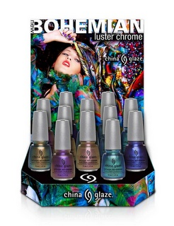 Bohemian Collection 2012...Must have!    Praying that these look somewhat similar to this promo image!!  Love!!!