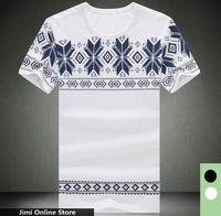 mens t shirt 2015 yaz yeni t shirt çiçek baskı erkek gömlek hip hop tshirt artı boyutu büyük bahçesinde camiseta hombre erkek t shirt