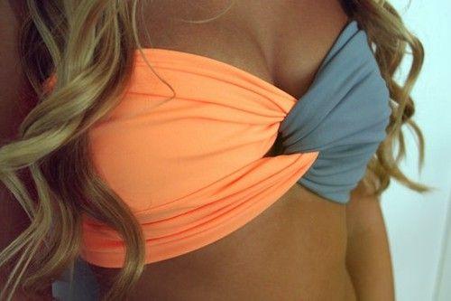 Homemade bikini