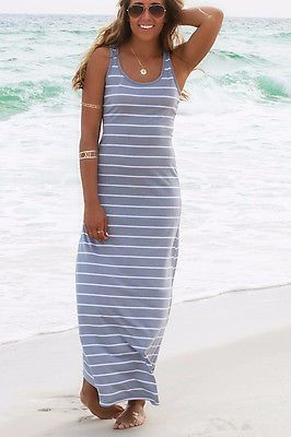 Material: Cotton Waistline: Natural Neckline: O-Neck Dresses Length: Ankle-Length