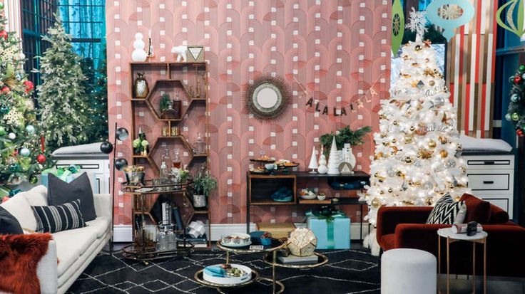 Embrace the all-things-retro trend with these steps to the perfect holiday party