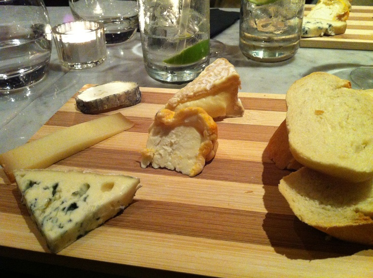 Cheese and wine evening at Entree, Battersea Rise