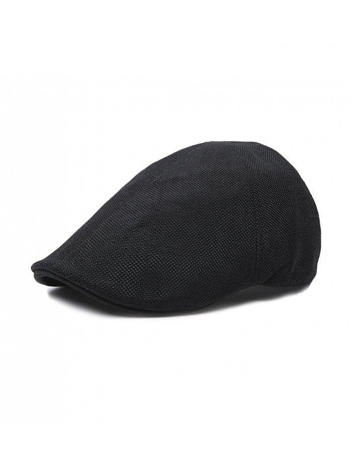 2aecddcee Hats & Caps, Men's Hats & Caps, Newsboy Caps,Mens Newsboy Cap Linen ...