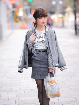 スイートさを残しつつ大人の女性に♡甘タイプのガーリッシュ系のコーデ♡スタイル・ファッションのアイデア☆