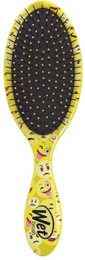 Wet Brush Emoji Detangling Hair Brush