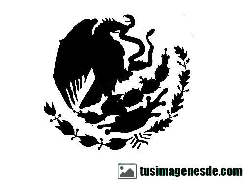 Resultado de imagen para escudo nacional de mexico