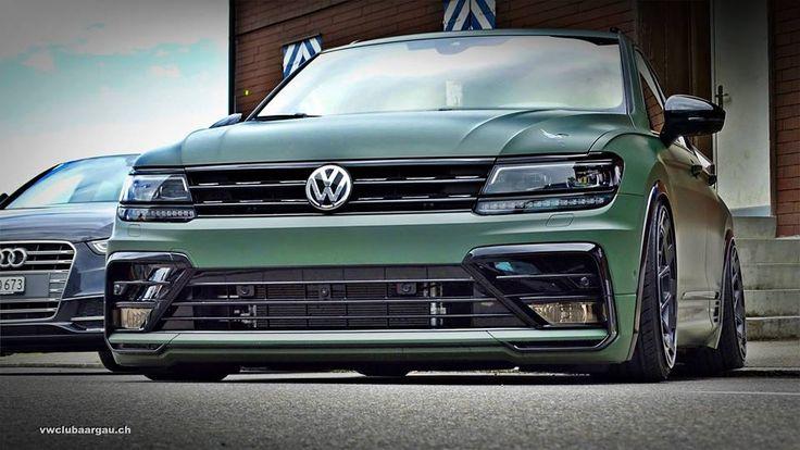 VW Tiguan 2017 Airride radi8 r8cm9 tuning 1 photo