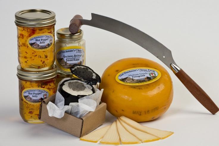 That Dutchman's Cheese. Photo by Steve Farmer. #simplepleasures #CDNcheese