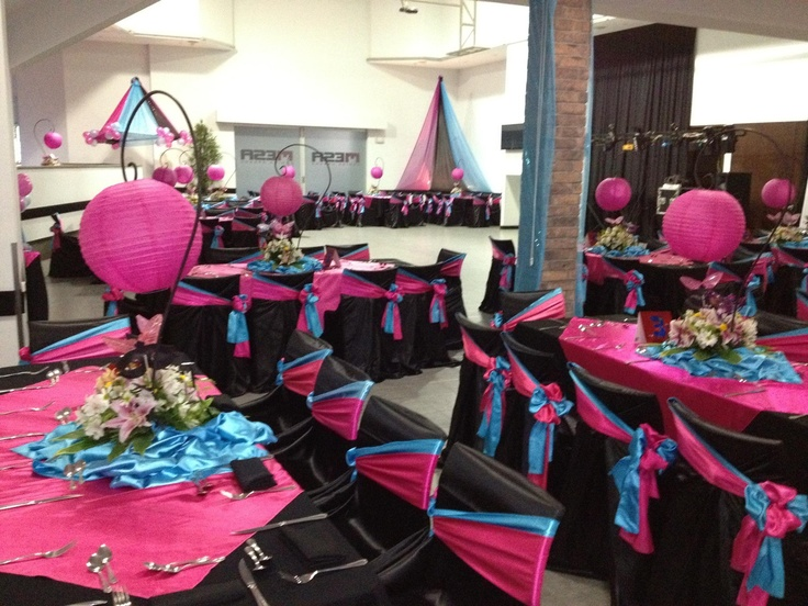 47 best ideas about junior on pinterest favor boxes - Decoracion fiesta jardin ...