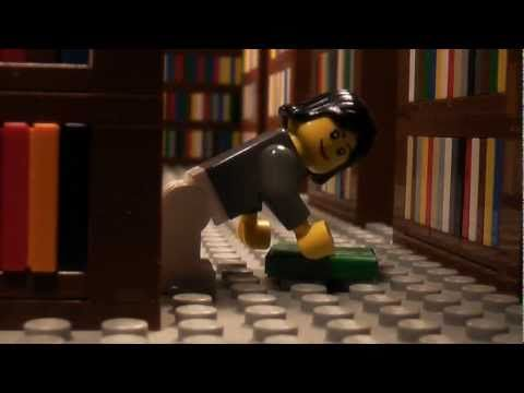 The Librarian (Animated)