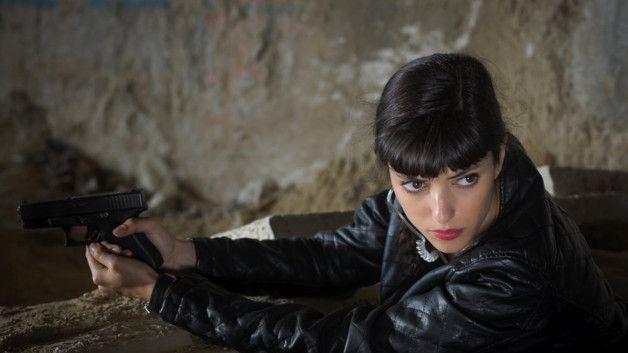 no limit personnages   Photos No Limit : No Limit : Focus sur Vanessa Guide (alias Marie ...
