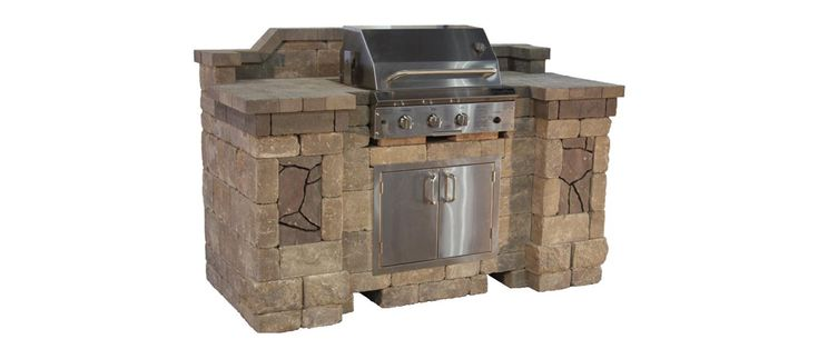 Bristol Series Blocks for Fireplaces, Brick Ovens, Outdoor Kitchens