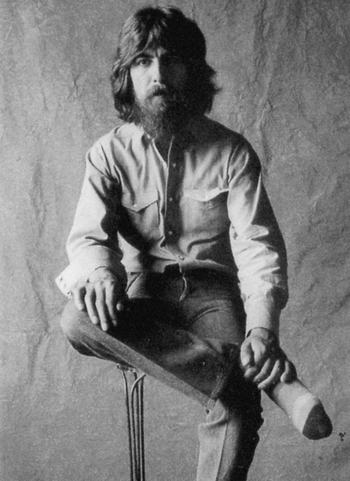 """George Harrison was the one I identified with as this guy who was kind of the guitar player of the group, really. He's this guy who would wait on his moment, and whip out Something; or Here Comes The Sun; or While My Guitar Gently Weeps. Olivia Harrison walked up to me backstage and said, 'That was wonderful.' And I said, 'Your husband was my favorite Beatle.' And she said, 'Mine too.'"" — Brad Paisley on performing for The Night That Changed America: A Grammy Salute to The Beatles"