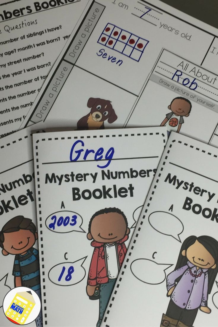 This fun All About Me math activity is great for elementary kids. Students get a chance to use numbers to learn more about each other. Great for back to school, team building and linking math to real life.
