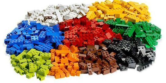 DIY lego starter set for under $50