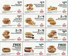 Arbys printable coupons 2018