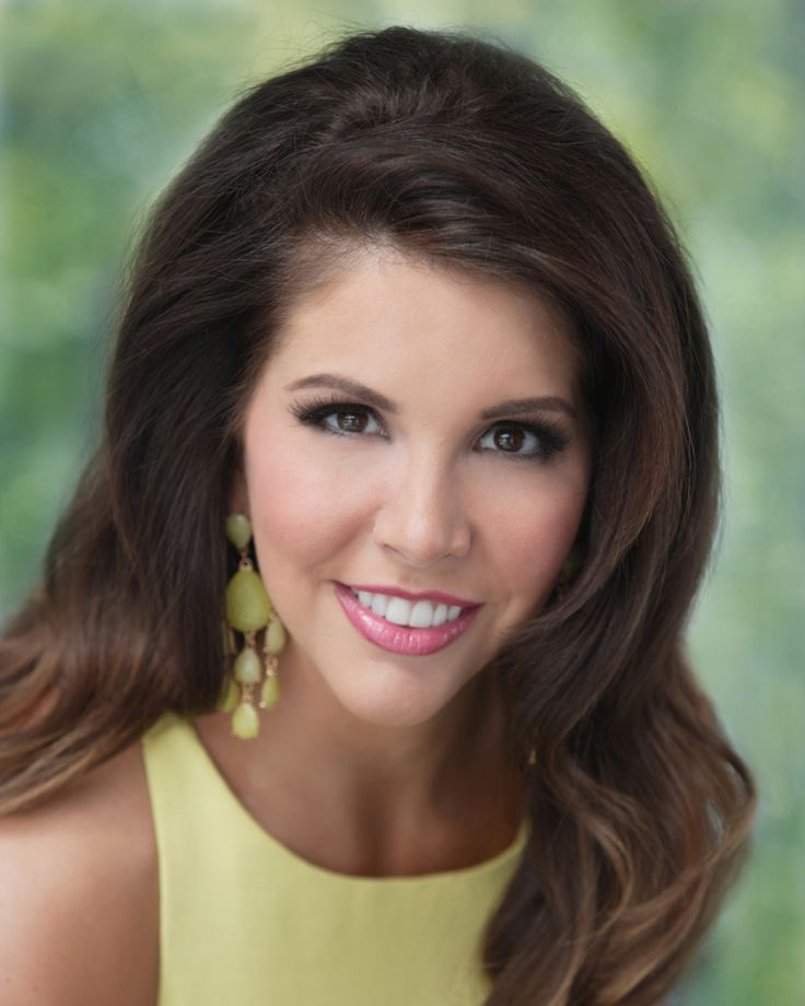2016 Miss America Contestants PICS  | Miss Arkansas from Miss America 2016: Meet the Contestants! | E ...