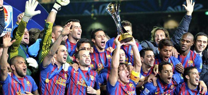 FC Barcelona Campeón del Mundialito de Clubes 2011