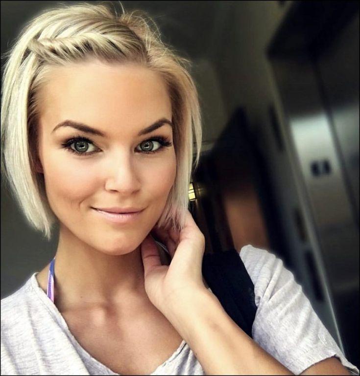20 Sehr schön kurze Frisuren für Frauen