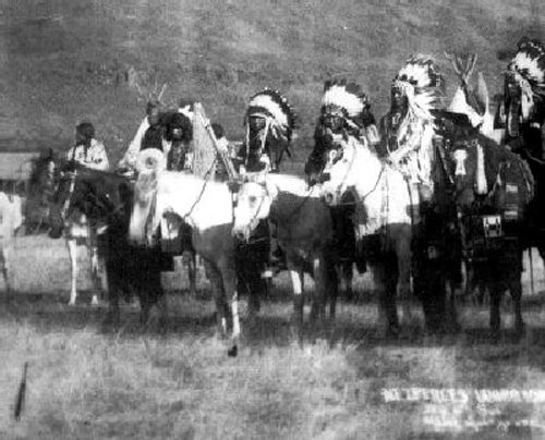 "Nez Perce Warriors:""The Warrior Tradition: 5 of the Greatest Native American Battle Victories"