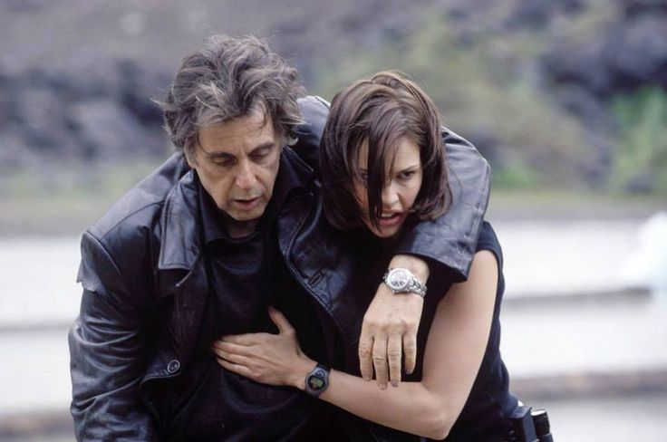 Al Pacino & Hilary Swank - Insomnia (2002)