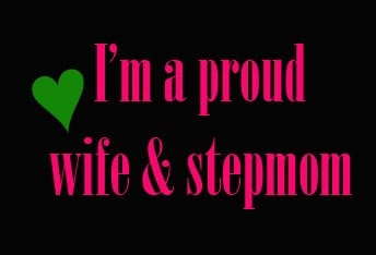 {I am I am... A very proud wife & stepmom}<3
