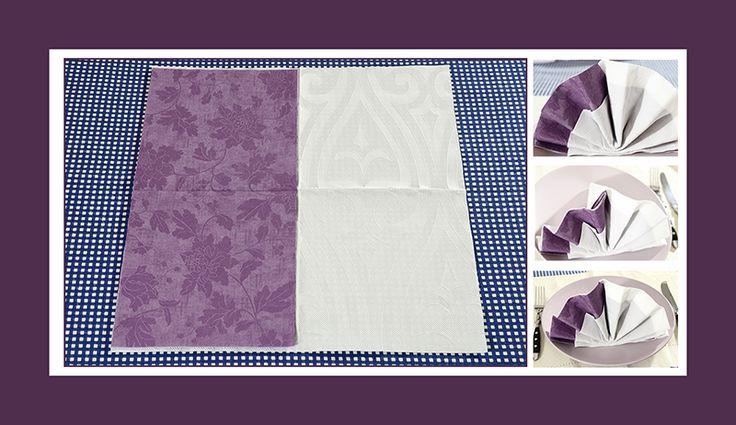 die besten 25 servietten falten f cher ideen auf pinterest servietten falten anleitung f cher. Black Bedroom Furniture Sets. Home Design Ideas