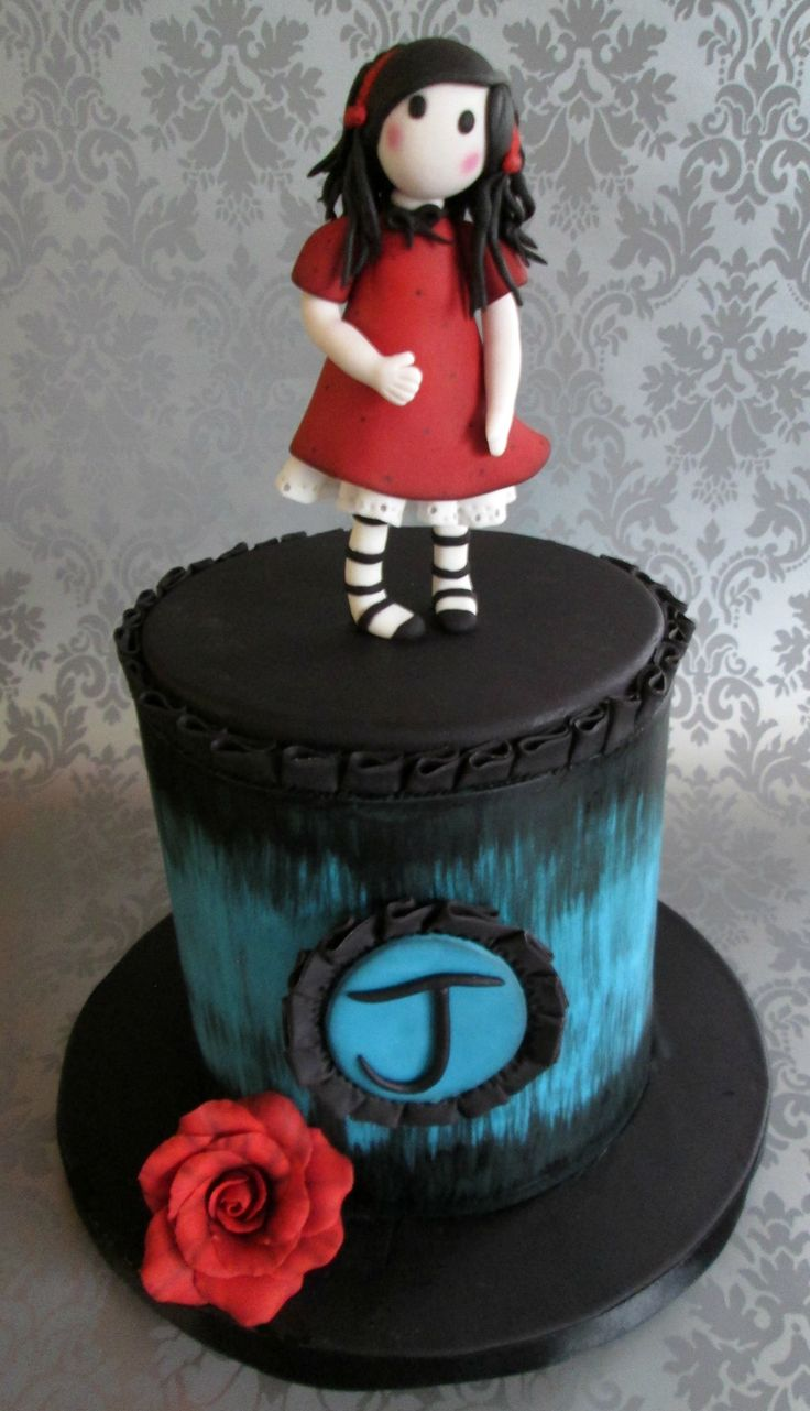 Cake Art By Suzanne : Top 25 ideas about Gorjuss on Pinterest The hatter ...
