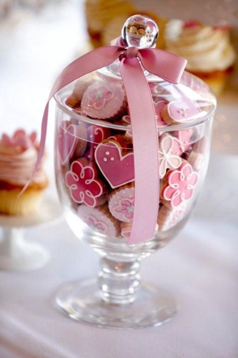 Cookies in a jar -