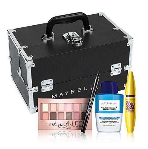maybelline koffer gefüllt