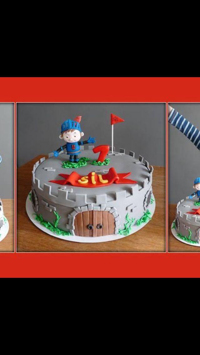 Mike de ridder taart