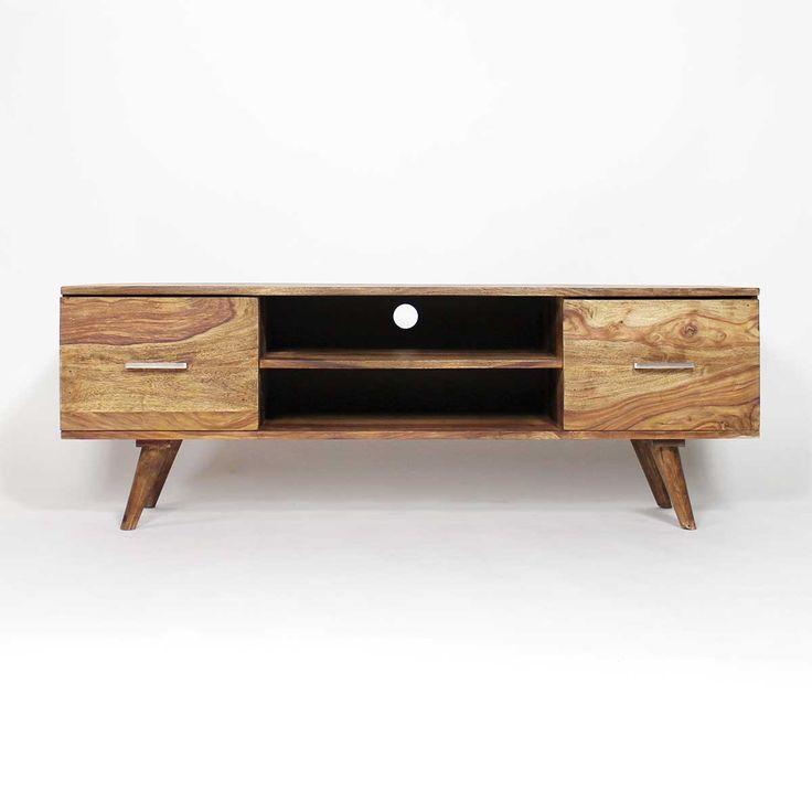 Les 25 meilleures id es de la cat gorie meuble tv scandinave sur pinterest - Meuble tv vintage scandinave ...