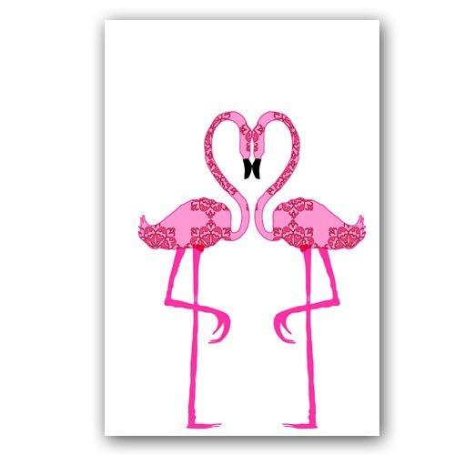 Heart - Flamingo