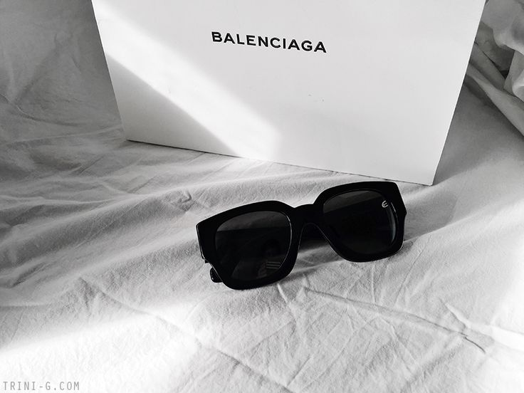 SOMETHING NEW: BALENCIAGA SUNGLASSES
